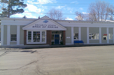 Marine Bank Marine on St. Croix Location